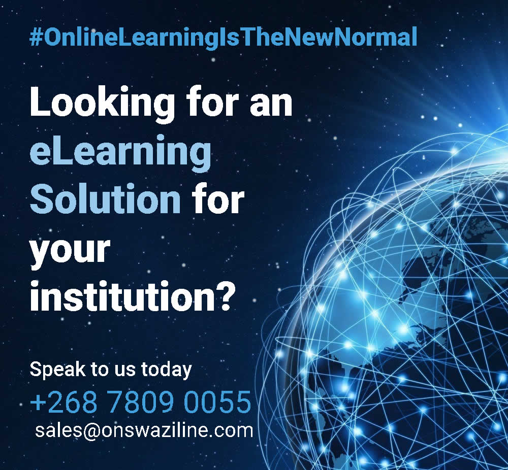 Online Learning Management Solution By Onswaziline