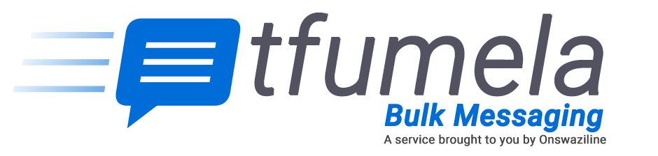 Tfumela Bulk Messaging Logo